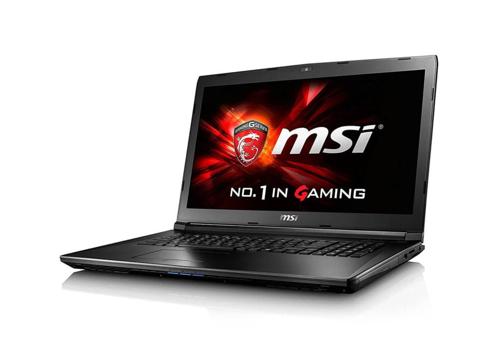 Best 16gb i7 laptop's | i7 Laptops with 16GB RAM MSI GL62 7QF-1670UK Gaming Laptop