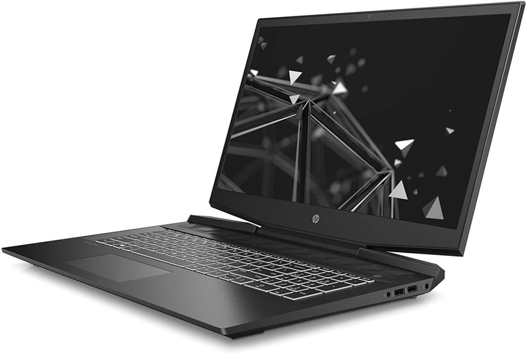 HP Pavilion 17 budget intel core i7 Gaming laptop under 850 to 900