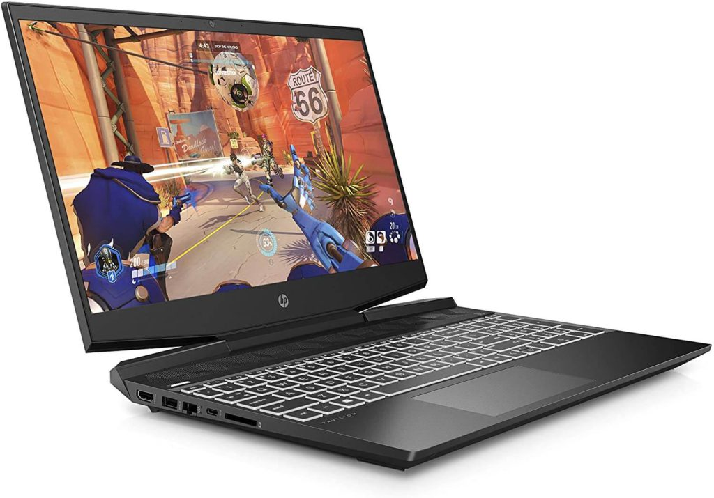 HP Pavilion 15 GTX 1660 Ti gaming laptop under 1500