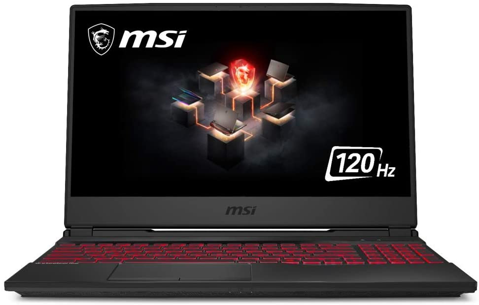 5 MSI GL65 Leopard RTX 2060 gaming laptop under 1500