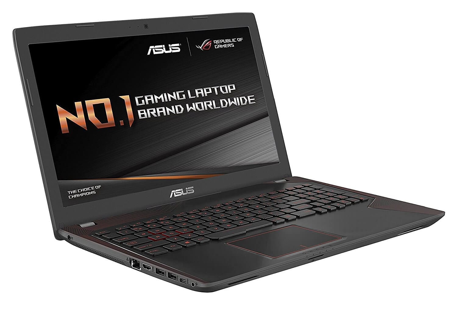 ASUS ROG Strix ZX553VD-DM640T 15.6 inch FHD  Cheap Gaming Laptop with NVIDIA GTX1050 4GB GDDR5 Graphics