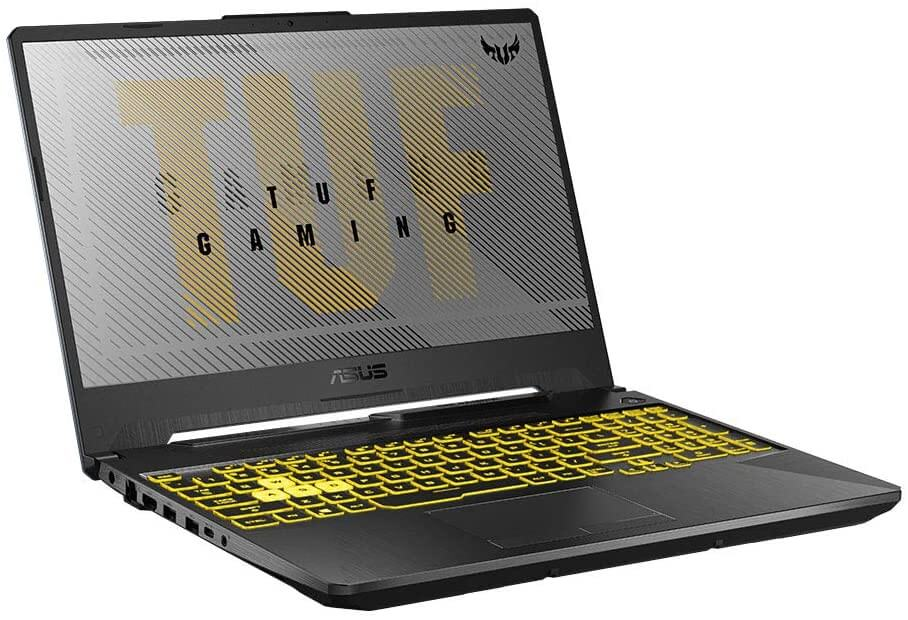 ASUS TUF FA506IU Budget Gaming Laptop under 900 to 1000 in uk with 6GB graphics 1660
