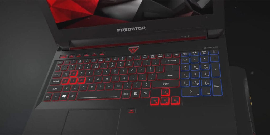 Acer Predator 15 Gaming Laptop: Best gaming laptop under 1500 | Best gaming laptop under £1500 GBP