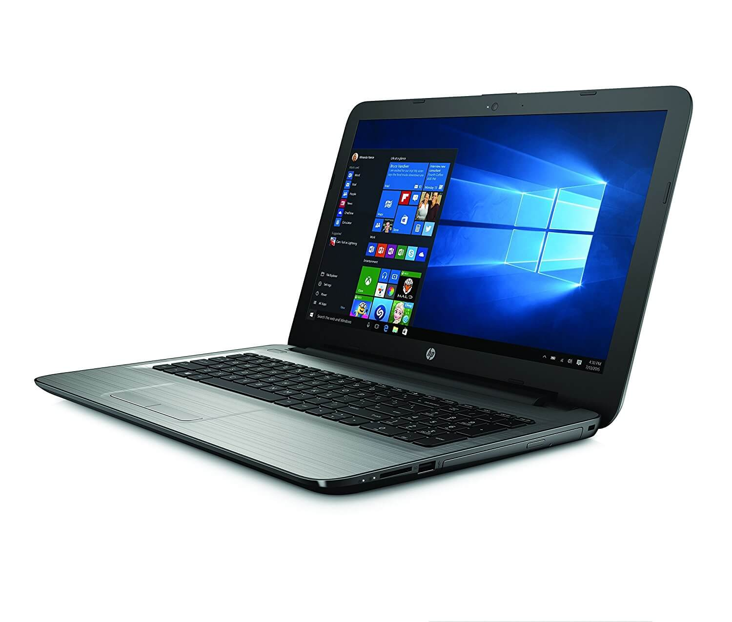 Gaming Laptop under 500 uk: (£529.99) HP 15-ba047na 15.6-Inch AMD A12 with AMD Radeon R7 Graphics