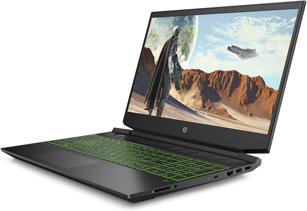 HP Pavilion Power - Cheap budget gaming laptop