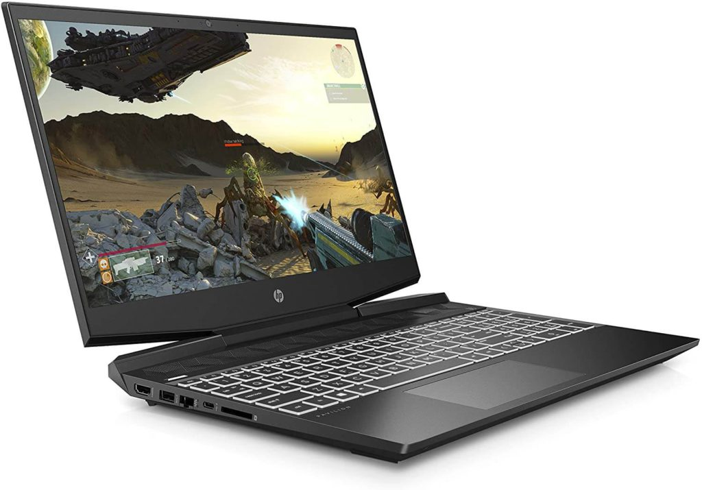 HP Pavilion dk1007na  Cheap Gaming Laptop