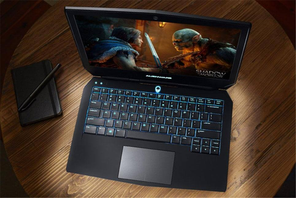 Alienware 13 best alienware gaming laptop