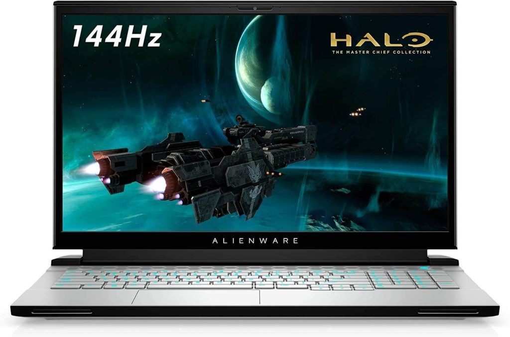 Alienware m17 R3 alienware i7 fast gaming laptop with RTX 2060 6 GB