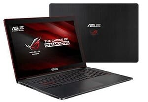 ASUS G Series G501 Lightweight gaming laptop UK, The Best Thin Gaming Laptop
