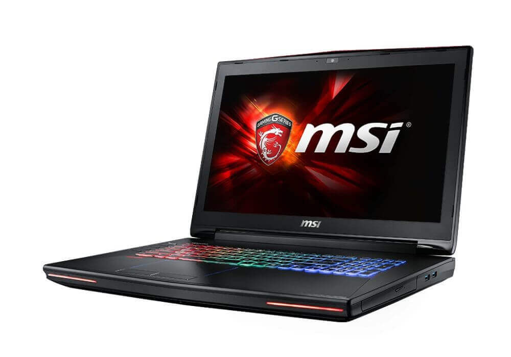 MSI GT72S Best VR Ready Gaming Laptop's in 2017 in UK