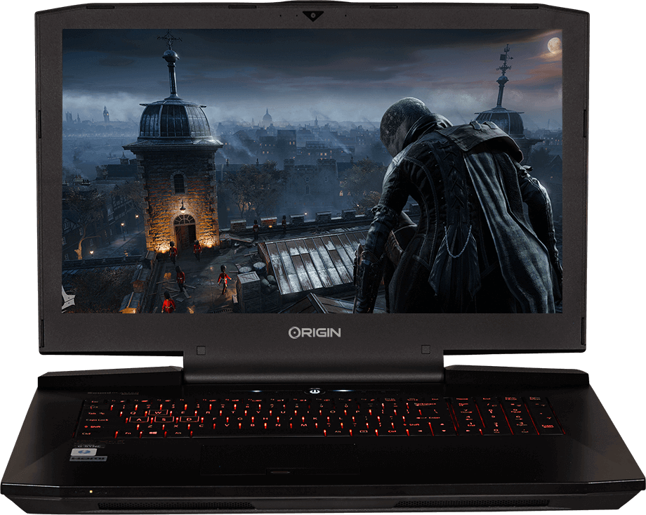 Origin Eon17-SLX Best VR Ready Gaming Laptop's in 2017 in UK