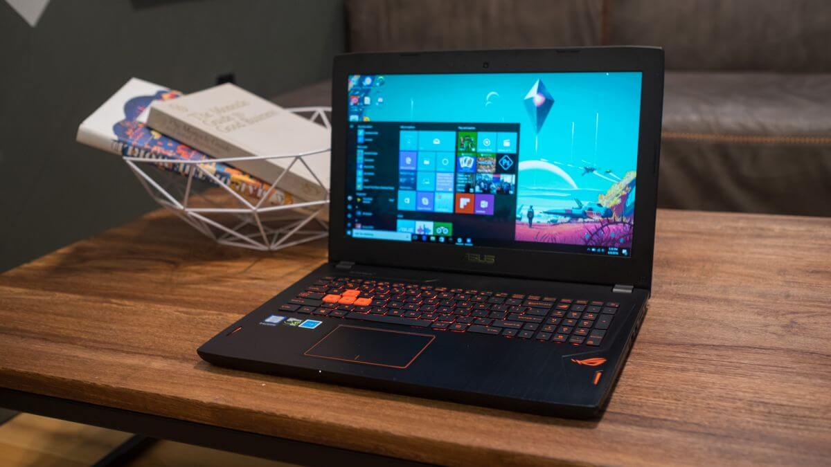 Asus ROG Strix GL502 Best laptops for gaming in 2017 UK