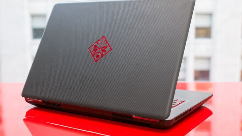 HP omen 17 gtx 1070 Gaming Laptop review