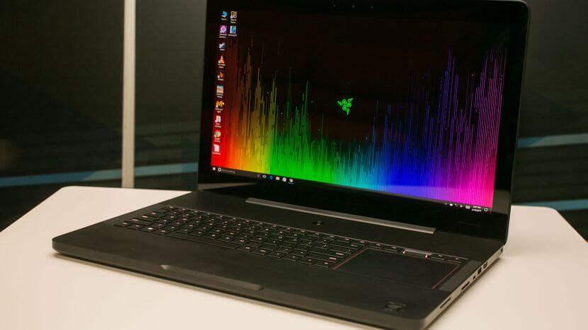 Razer Blade Pro GTX 1080 Gaming laptop review