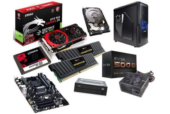 Where to buy pc parts? What do you need for a gaming pc?