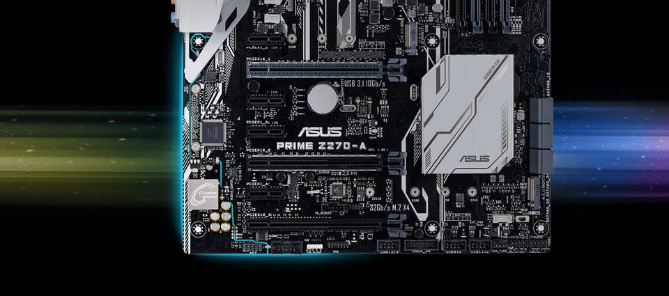ASUS PRIME Z270-A - How to choose a motherboard for gaming, how to choose a motherboard 2017