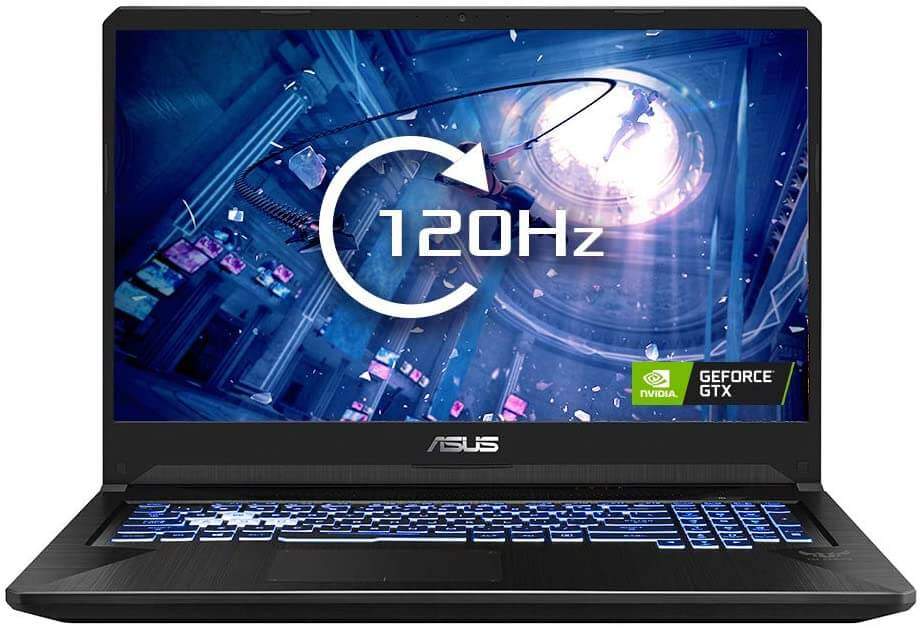 3 ASUS FX705 17.3 Inch 120 Hz Gaming Laptop dea and save 150 pound