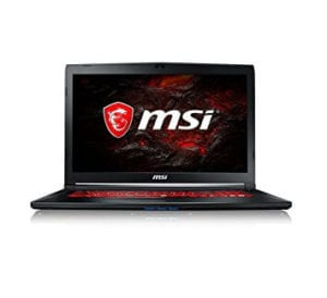 MSI GL72M 7REX 1225UK 17.3-Inch Gaming Laptop- dedicated GeForce GTX 1050Ti: Best i7 gaming laptop under 1000 GBP (£979)