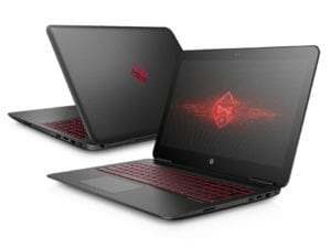 HP Omen 15-ax202na Laptop GTX 1050 dedicated Gaming Laptop (£799) with 128GB SSD, Intel Core i5-7300HQ and  2GB NVIDIA GeForce GTX 1050 graphics card