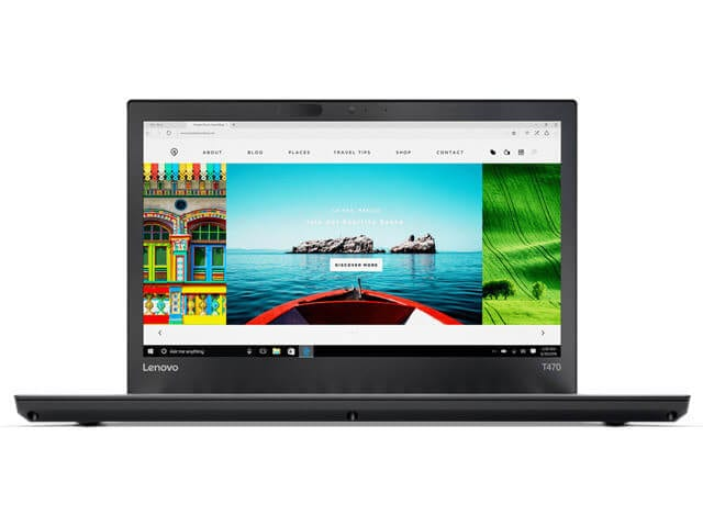 7 Lenovo Thinkpad T470 Business Laptop under 700 - 800 (best windows business laptop)
