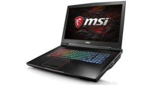 7 MSI GP62 7RD (Leopard) 15.6 Inch Gaming Laptop