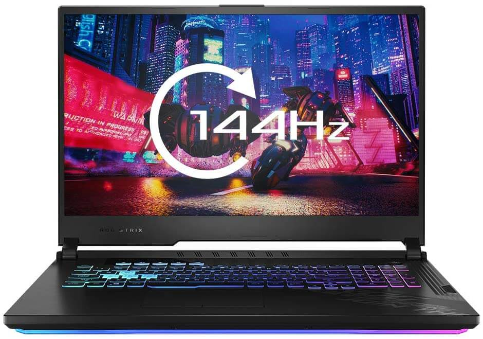 9 ASUS ROG G712 high end gaming laptop deal and sale
