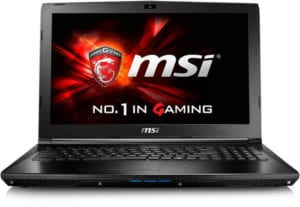 9 MSI GL72M 7RDX  GeForce GTX 1050 Gaming Laptop under £800