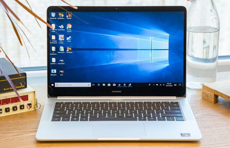 Huawei MateBook 14 - Best budget laptop for business uk