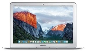 #12. Best apple laptop for music production - MacBook Air – Mac laptop for Music Production Under 1000