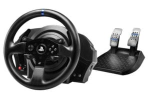 2 Best midrange Racing wheel for xbox one or PS4 UK in 2018: Thrustmaster T300RS / TX Racing