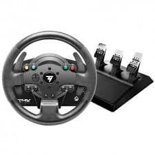 Best xbox one steering wheel with gear stick: Thrustmaster TMX Pro Force Feedback Racing Wheel Xbox One/PC