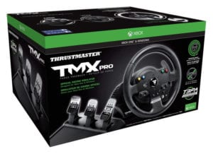 4 (£233) Thrustmaster TMX Pro Force racing wheel for  Xbox One and PC - best force feedback wheel xbox one