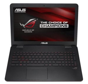 #4. ASUS ROG GTX960M- Best laptops for music production 2016