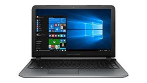 #6. Best HP laptop for music production- HP Pavilion 15.6 Inch Laptop with 6th Gen Skylake Intel i7  laptops for Audio production 2016