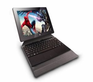 8. (£149.99 ) Fusion5 Best Cheap 2-in-1 Touch Screen Windows Laptop under £150 - £200
