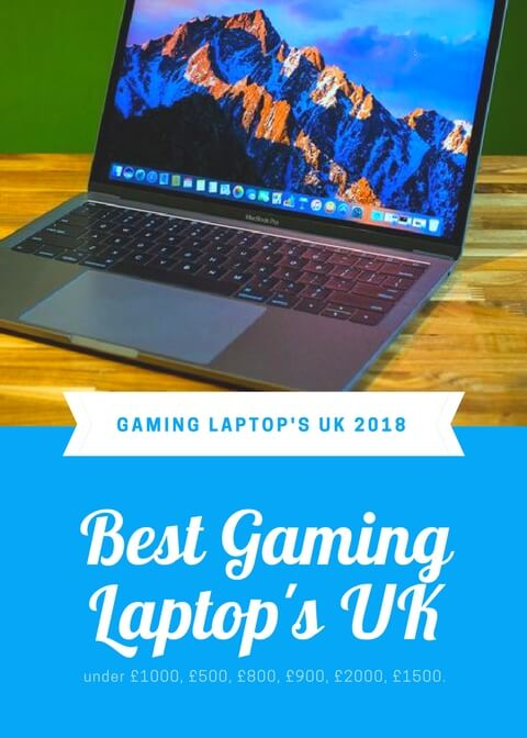 best gaming laptops uk