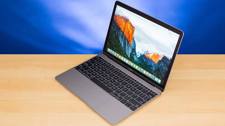 1 MacBook best Mac laptop for video editing