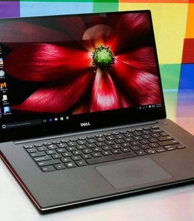 2 (£1199) Dell XPS 15: best dell laptop for photo editing and video editing under £1000 - £1500 uk 2018