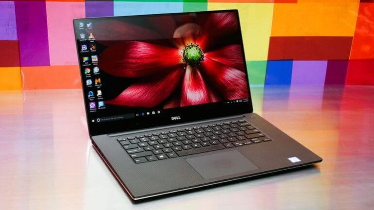 Dell XPS 15- best dell laptop for photo editing and video editing under