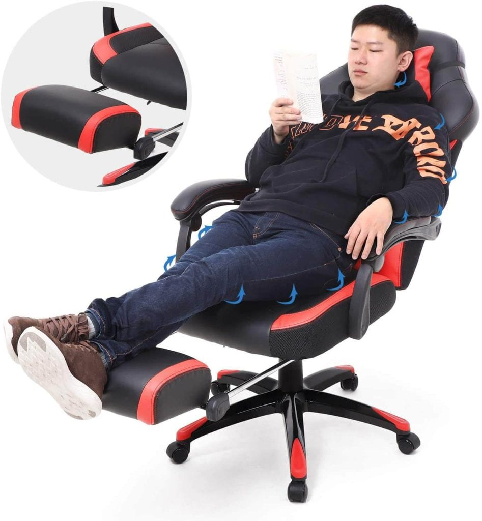 SONGMICS best budget Gaming Chair