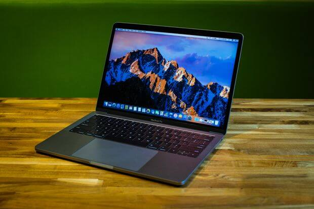 2 MacBook Pro 13 best laptop for video editing