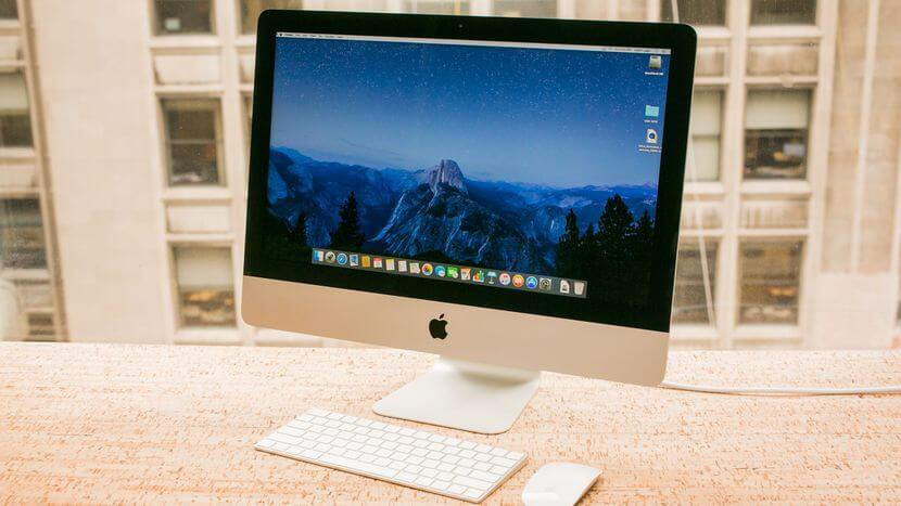2 iMac 21,5 Retina 4K best Mac for video editing 2018 uk