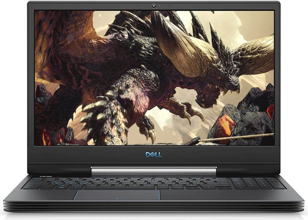2. Dell G5 15 5000 : Video editing and Gaming