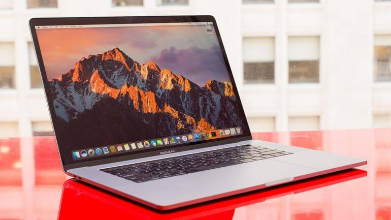 4 MacBook Pro 15 best apple laptop for video and photo editing 2018