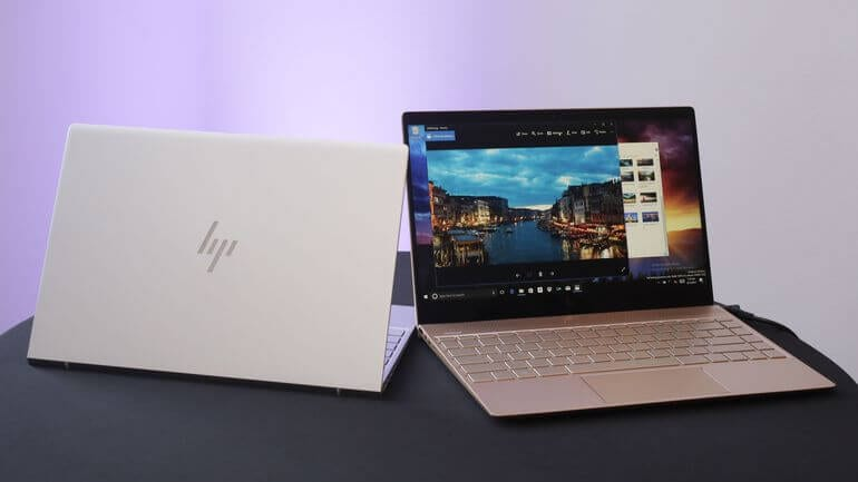 5. (£849) HP ENVY 13-ad013na best laptop for graphic design student under £800 - £1000  uk 2018/2017