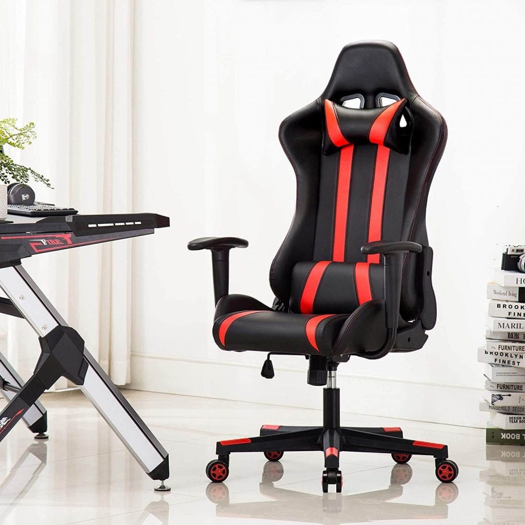 IntimaTe Racing Chair under £110
