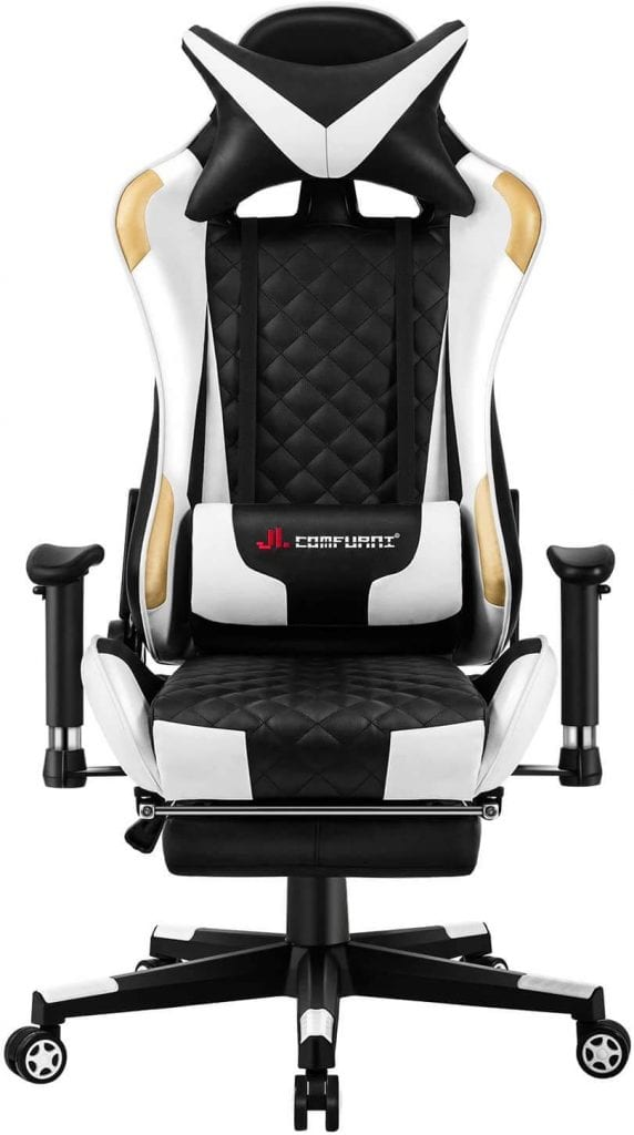 JL Comfurni best budget gaming chair