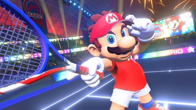 Gaming Review 2018: Mario tennis aces review and price