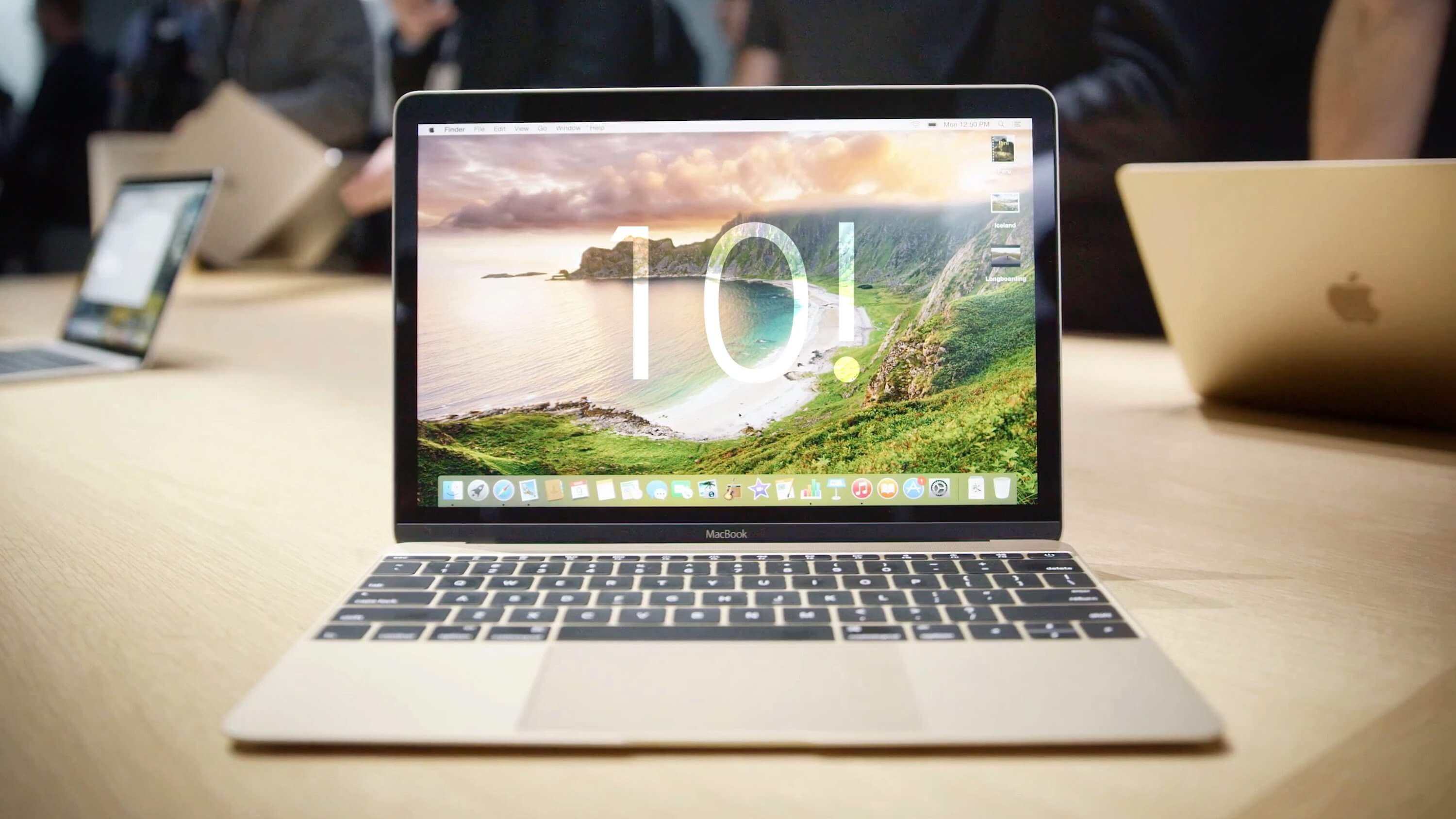Best ultra-portable- 12-inch MacBook- Which macbook to buy for college- Best apple laptop for college 2018