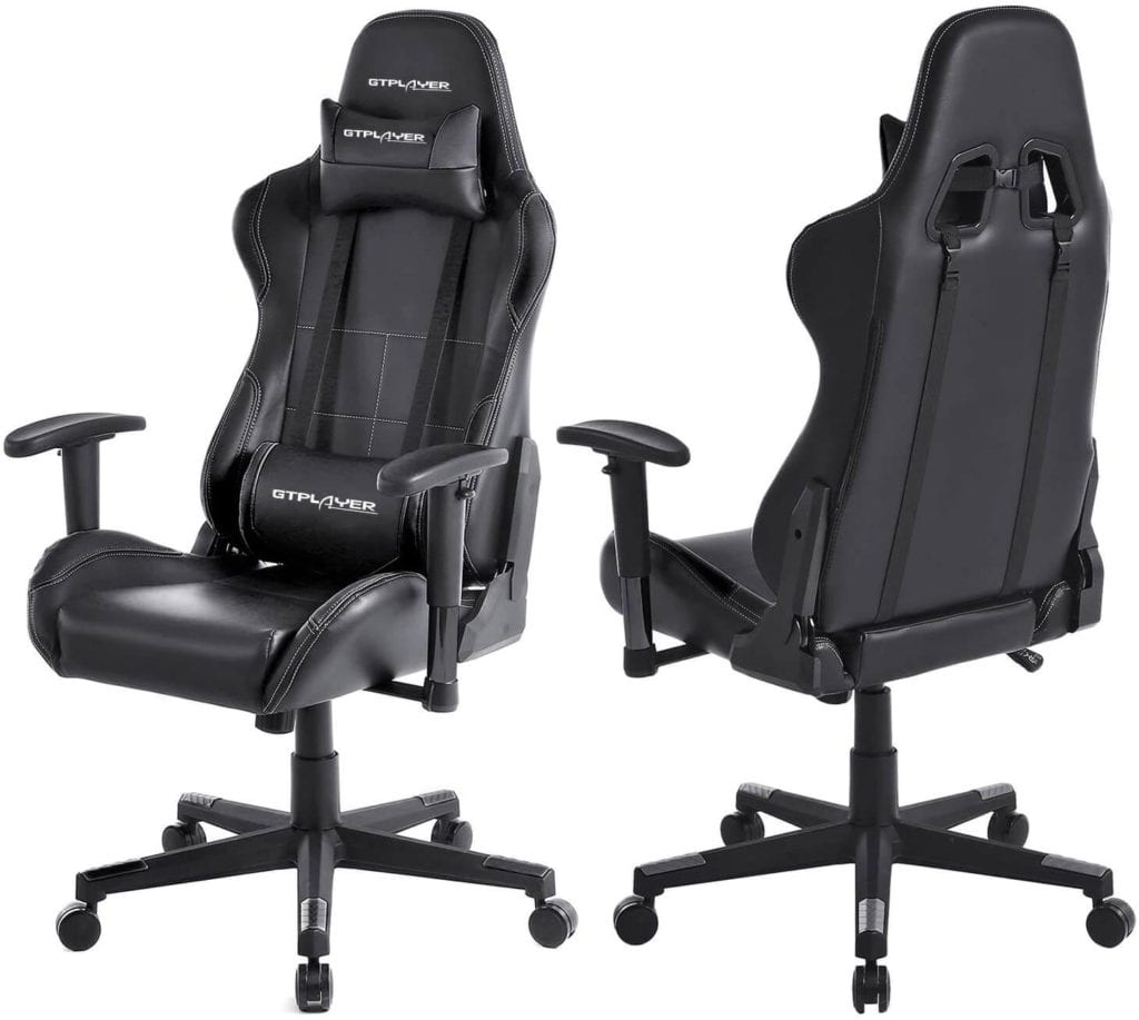 3 GTPLAYER gaming pc chair- best console gaming chair under £100 - £150 uk 2020.jpg